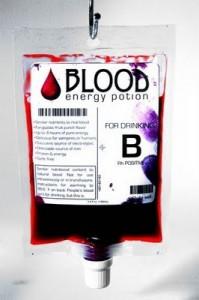 Sangue para beber