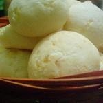 Pão de Queijo com 3 Ingredientes, na MFP (Máquina de Fazer Pão)