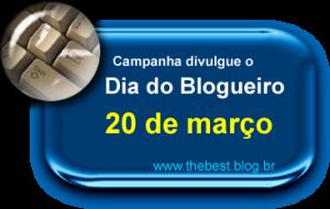 Hoje é Dia do Blogueiro!!!