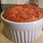 Sobrou Purê? Que tal fazer um Falso Suflé de Legumes?
