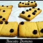 Biscoito Dominó – Dá para comer e jogar