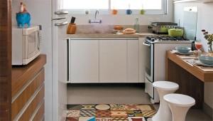 Cozinhas pequenas e estilosas para nos inspirar