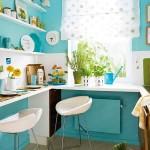 cozinha azul - Wohnidee 3