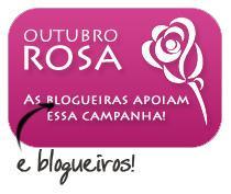 Campanha Contra o Câncer de Mama #OutubroRosa