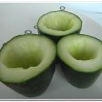 Copinhos de pepinos (3)