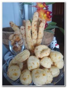 Pão de Queijo super especial da chef Célia Rabelo
