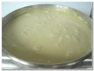 Bolo Cremoso de Milho, ai que água na boca!