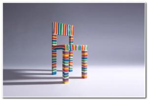 Cadeira de açúcar, vocês viram?