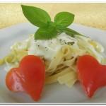 Fettuccine ao Molho de Gorgonzola