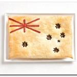 Austrália - Torta de carne, molho