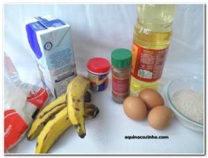 Bolo invertido de banana com canela (2)