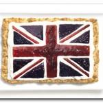 Reino Unido - Scone, creme, doces
