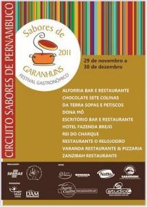 Festival Sabores de Garanhuns – 2011