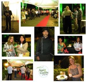 Sabores de Garanhuns 2011 – Coquetel de Lançamento – Continuação