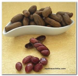Amendoim Cozido