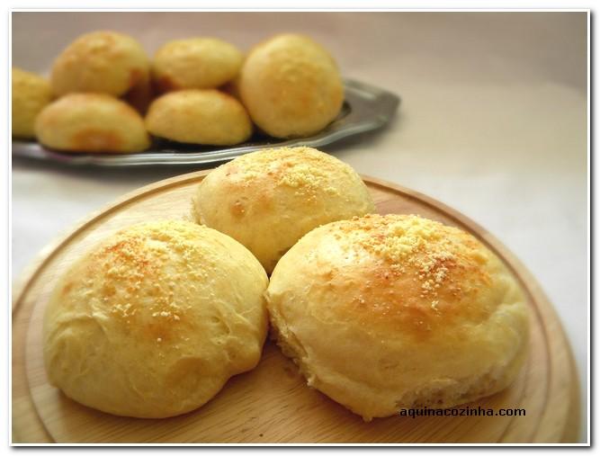 Pão de Batata 3 Receita de Pão de Batata