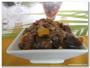 Salada de Berinjela da Val