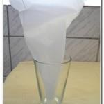 Como encher um saco de confeitar sem sujar tudo (5)