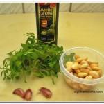 Pesto de Manjericão e amêndoa (2)