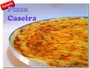 Massa para Pizza Caseira