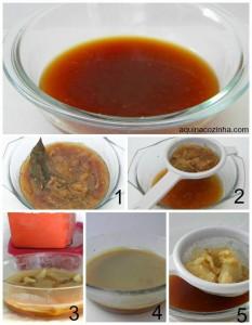 Como tirar gordura de um caldo?