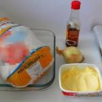 Frango assado inteiro 3 150x150 Frango Assado Inteiro Com Molho Inglês e Manteiga