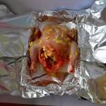 Frango assado inteiro 8 150x150 Frango Assado Inteiro Com Molho Inglês e Manteiga