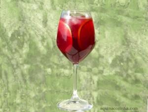 bebida de vinho