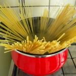 Como cozinhar macarrão (2)