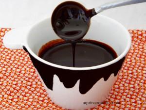 Receita de Calda de Chocolate
