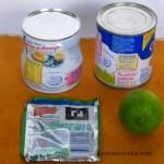 Sorvete de gelatina de limão (2)