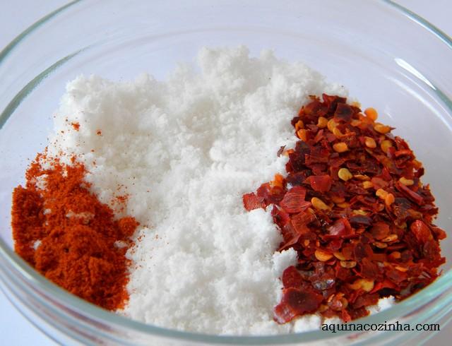 Sal temperado picante