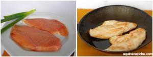 como fazer filé de frango grelhado
