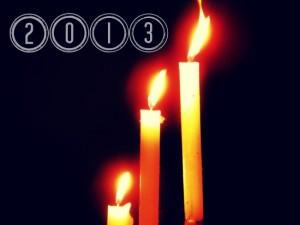 Resoluções para 2013