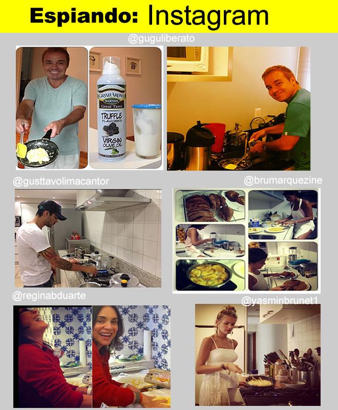Famosos+instagram