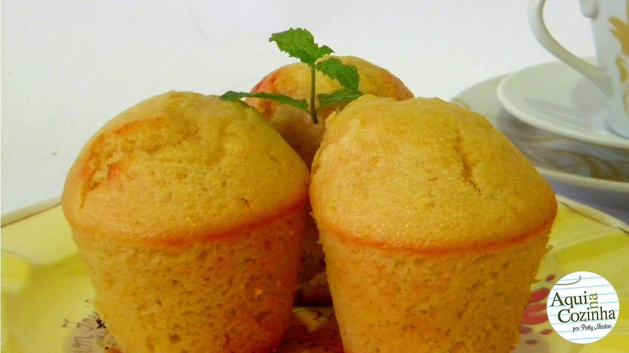 muffin bolo