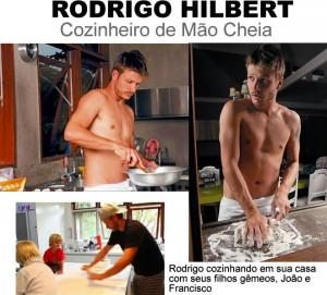 Programa de Culinária de Rodrigo Hilbert