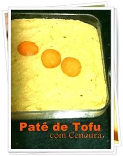 Patê de tofu