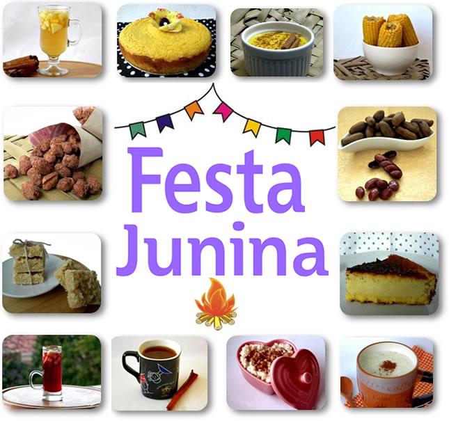 Sugestão de Cardápio – Festa Junina