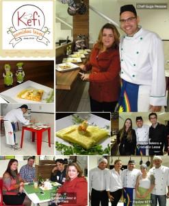 Inauguração – Kefi Comidas Leves