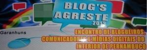 Encontro de Blogueiros, Comunicadores e Mídias Digitais aqui em Garanhuns