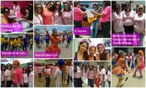 Luta Contra o Câncer de Mama: Outubro Rosa