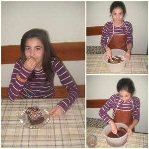Receita de bolo Nega maluca