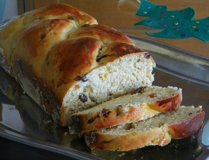 Pão Natalino