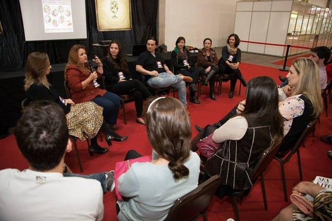 Encontro com blogueiros Blumenau