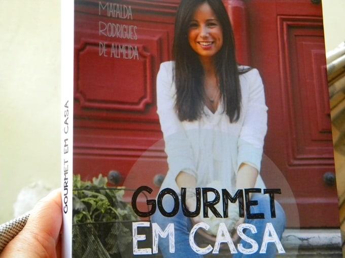 Gourmet em Casa, de Mafalda Rodrigues de Almeida