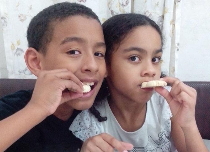 Eliel e Rafa