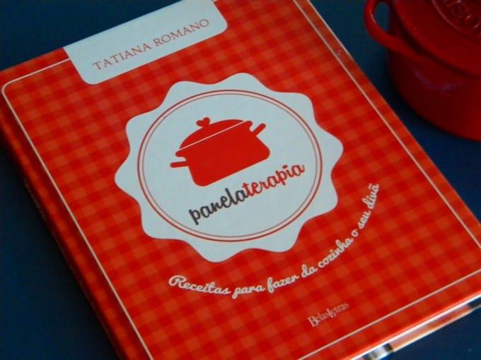Livro de Culinária: Panelaterapia