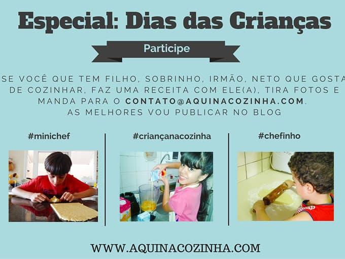 Especial: Dia das Crianças 2015