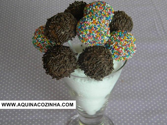 Cake Pop, Pirulito de Bolo